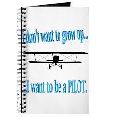 Don't grow up Journal