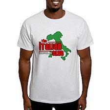 "The Italian Club ""shape of It T-Shirt"