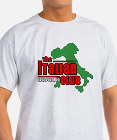 "The Italian Club ""shape of It T-Shirt"