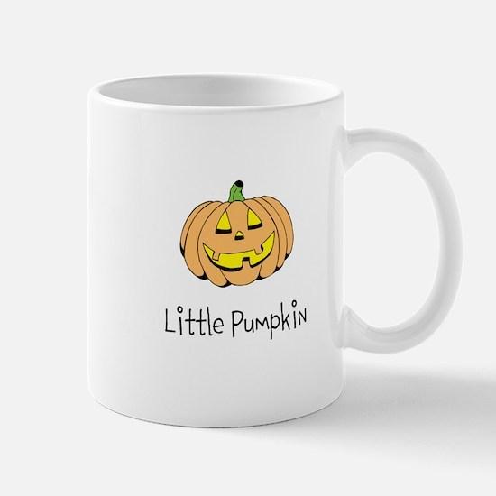 Little Pumpkin Mugs