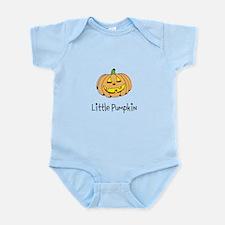 Little Pumpkin Body Suit