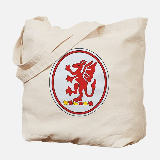 13th Field Artillery Battalion Patch.png Tote Bag
