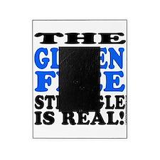 Gluten Free Struggle Blue/Black Picture Frame