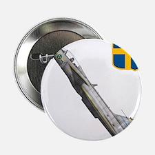 "Cute Sweden flag 2.25"" Button (10 pack)"