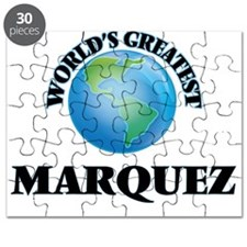 World's Greatest Marquez Puzzle