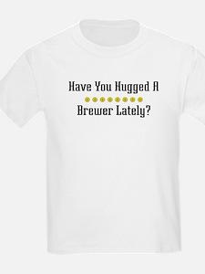 Hugged Brewer T-Shirt