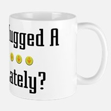 Hugged Brewer Mug