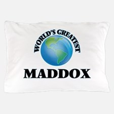 World's Greatest Maddox Pillow Case