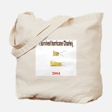 Huricane Survivor Tote Bag