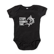 Stop! Hammer time. Baby Bodysuit
