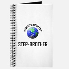 World's Coolest STEP-BROTHER Journal
