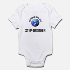 World's Coolest STEP-BROTHER Infant Bodysuit
