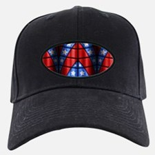 Superheroes - Red Blue White Stars Baseball Hat
