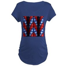 Superheroes - Red Blue Whit T-Shirt