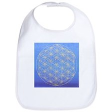 FLOWER OF LIFE Bib