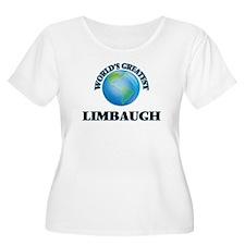 World's Greatest Limbaugh Plus Size T-Shirt