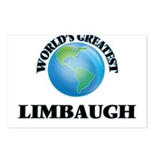 World's Greatest Limbaugh Postcards (Package of 8)