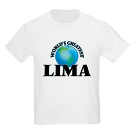 World's Greatest Lima T-Shirt