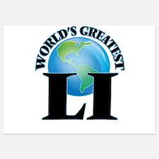 World's Greatest Li Invitations