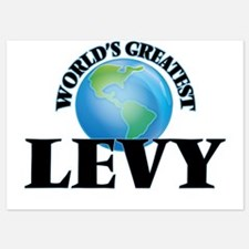 World's Greatest Levy Invitations