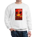 Obey the Papillon! Sweatshirt