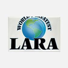 World's Greatest Lara Magnets