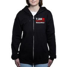 Team Morgan Women's Zip Hoodie