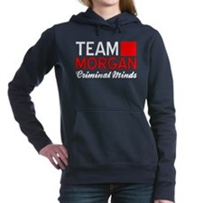 Team Morgan Women's Hooded Sweatshirt