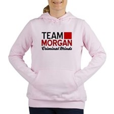 Team Morgan Women's Hooded Sweatshirt