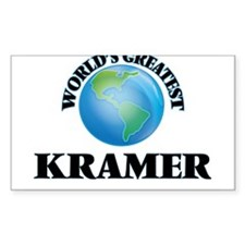 World's Greatest Kramer Decal