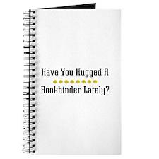 Hugged Bookbinder Journal
