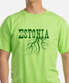 Estonia Roots T-Shirt