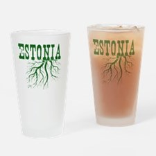Estonia Roots Drinking Glass