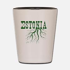 Estonia Roots Shot Glass