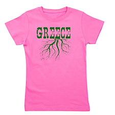Greece Roots Girl's Tee