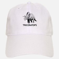 Triceratops Baseball Baseball Cap
