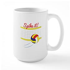 Spike It! Mugs