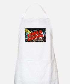 Greetings from New York City BBQ Apron