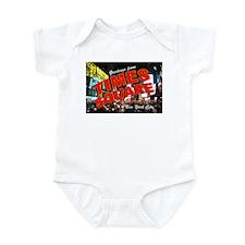 Greetings from New York City Infant Bodysuit