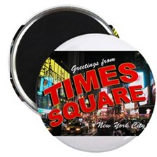 """Greetings from New York City 2.25"""" Magnet (100 pac"""