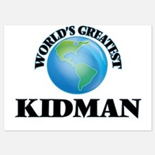World's Greatest Kidman Invitations