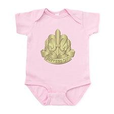 Israel - Intelligence - No Text Infant Bodysuit