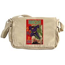 $34.99 Superhero Dracula Messenger Bag