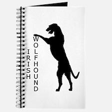 Tall Irish Wolfhound Journal