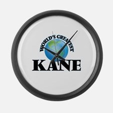 World's Greatest Kane Large Wall Clock