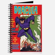 $14.99 Superhero Dracula Journal