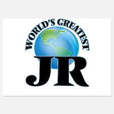 World's Greatest Jr Invitations