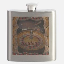 casino roulette table montage Flask