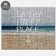 This Is My Happy Place Puzzle