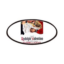 rudolph valentino Patches